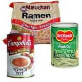 Canned Goods and Soups