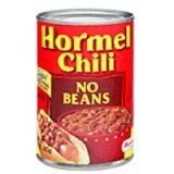 Canned Chili