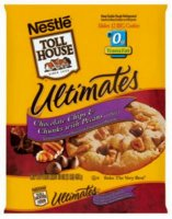 Nestle Cookie Dough Toll House Chocolate Chip Pecan 18ct
