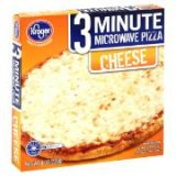 Store Brand Pizza 3 Minute Microwave Cheese 8oz